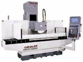 CNC Grinder targets creepfeed applications.