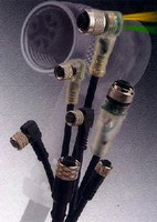Continuous-Flex Cables feature over-molded connectors.