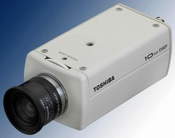 CCTV Camera suits challenging backlighting environments.