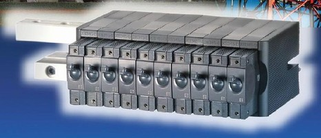 Power Distribution System handles 125 A per channel.