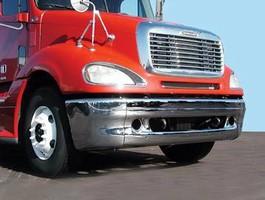 HENDRICKSON AERO BRIGHT® Offered on the Freightliner Columbia
