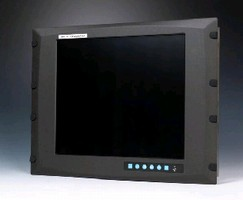 TFT LCD Flat Panel Monitor features direct VGA port.