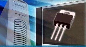 Schottky Rectifier provides low forward voltage drop.