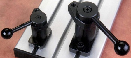 Swing Clamps suit repetitive workholding applications.
