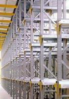 Modular Racking System can be built to requirements.