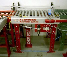 In-Line Checkweigher integrates with WCS software.