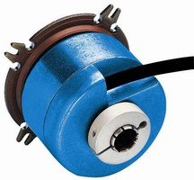 Incremental Encoders provide up to 10,000 ppr.