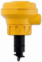 Paddlewheel Flowmeter offers multiple output options.