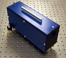 White Light Source is designed for ultrafast lasers.