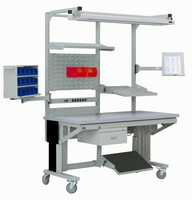 Lista International to Feature the Align® Adjustable Height Workstation at IMTS 2006