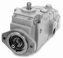 Hydrostatic Axial Piston Pump is suited for mobile market.