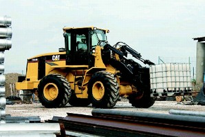 Integrated Tool Carriers offer optimal visibility.