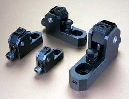 Side Clamps offer up to 10,340 lb clamping force.