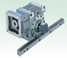 ATLANTA Drive Systems to Showcase Expanded Range of Standard Rack & Pinion Drives at IMTS 2006
