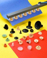 Vacuum Suction Cups suit paper handling equipment.