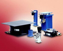 Vibration Isolation Mounts are custom engineered.