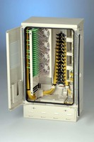 Sealed Enclosure meets requirements of buried applications.