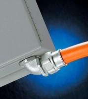Connectors and Conduit endure continuous flexing.
