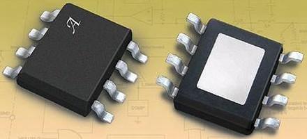 Step-Down Buck Regulator features 8-50 V input range.