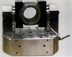 Royal Workholding 800 Series Index Chuck Permits Close-Tolerance Machining of Complex Shaped Parts in a Single Setup