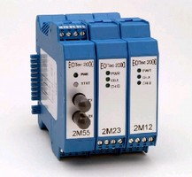 Fiber Optic Multiplexers target emission monitoring systems.