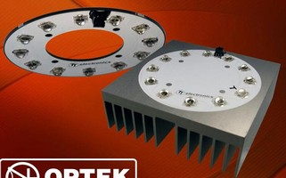 OPTEK Extends VLED Assembly Capabilities to Provide Total Solution for Illumination Applications