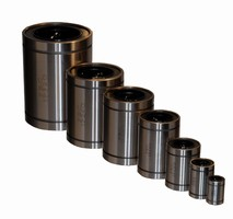 Linear Ball Bearings handle broad range of load capacities.