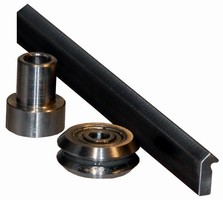 V Guide System suits linear motion applications.