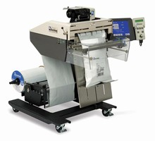 Packaging Systems operate at speeds of up to 30 bags/min.