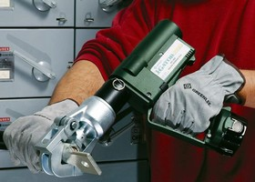 Dieless Crimping Tools offer portable operation.