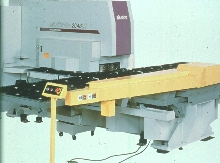 Punch Press features 46-station capacity.