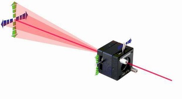 Renishaw Receives Patents for Easy-Aim Laser Beam Steerer That Saves Time and Effort In Machine Calibration