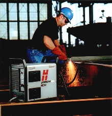 Plasma Cutting System has Boost Conditioner circuit.