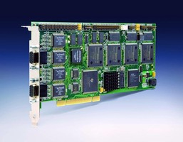 Video Compression Boards target CCTV security systems.