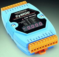DAQ Modules feature displays and Ethernet/USB connectivity.