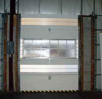 Modular Door can be configured to fit application needs.