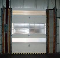 Modular Door can be configured to fit application needs.