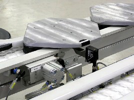 Logistics System helps optimize production flow.