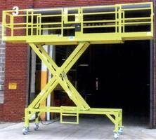 Work Platforms offer safe, adjustable fall protection.