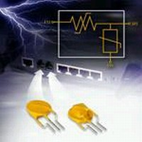 Circuit Protector prevents damage to telephony equipment.