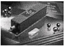 Adapter converts PC into oscilloscope.