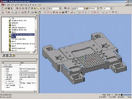 CAD/CAM Software includes feature exchange technology