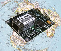 Expansion Board web enables controllers and interfaces.
