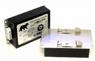 DIN Rail Power Supplies operate from -40 to +70°C.