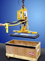 Two-Pad Lifter handles loads up to 250 lbs.