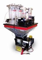 Gravimetric Blender processes 100-350 lb/hr.