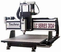 CNC Router is offered in tabletop model.