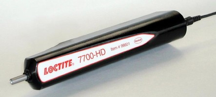 Light Source handles UV and visible light cure adhesives.