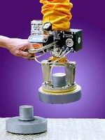 Vacuum Tube Lifter employs 2 vacuum pumps.
