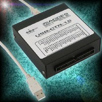 USB Digital Module provides 15 independent counter/timers.